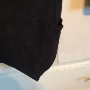 LOGO by Lori Goldstein Tops - Black Tunic by Logo